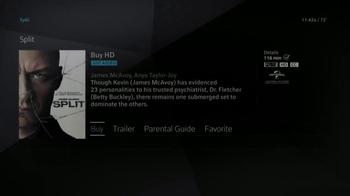 XFINITY On Demand TV Spot, 'Split' - Thumbnail 4
