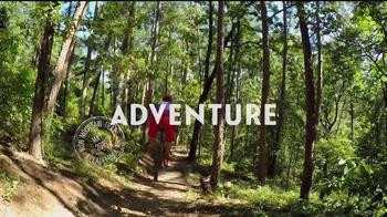 Arkansas Department of Parks & Tourism TV Spot, 'Adventure Bound'