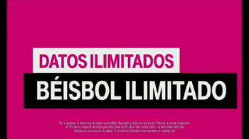 T-Mobile One TV Spot, 'Béisbol ilimitado' con Nelson Cruz [Spanish] - Thumbnail 10