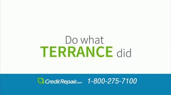CreditRepair.com TV Spot, 'Terrance' - Thumbnail 1