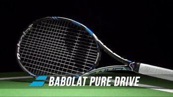 Tennis Warehouse TV Spot, 'Babolat Pure Drive Sale'