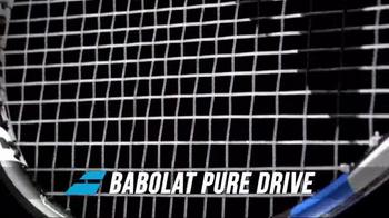 Tennis Warehouse TV Spot, 'Babolat Pure Drive Sale' - Thumbnail 2