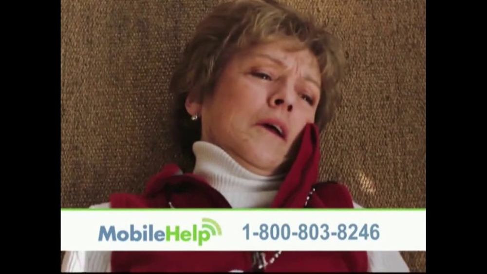 MobileHelp TV Commercial, 'Save Yourself'