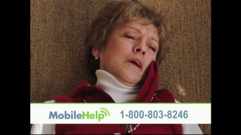 MobileHelp TV Spot, 'Save Yourself'