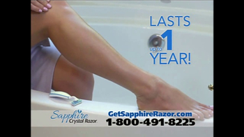 Sapphire Crystal Razor TV Spot, 'A Better Way' - 2 commercial airings