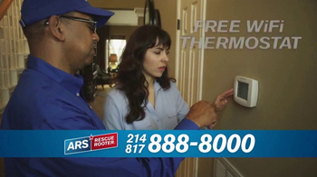 ARS Rescue Rooter TV Spot, 'Air Conditioner Savings' - Thumbnail 6