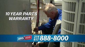 ARS Rescue Rooter TV Spot, 'Air Conditioner Savings' - Thumbnail 7
