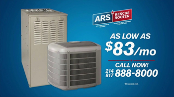 ARS Rescue Rooter TV Spot, 'Air Conditioner Savings' - Thumbnail 8