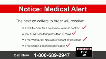Medical Alert TV Spot, 'Peace of Mind' - Thumbnail 5