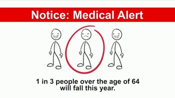Medical Alert TV Spot, 'Peace of Mind' - Thumbnail 1