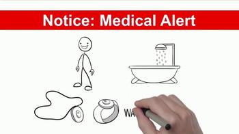 Medical Alert TV Spot, 'Peace of Mind' - Thumbnail 3