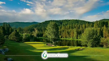 Coeur d'Alene Convention & Visitors Bureau TV Spot, 'Golf' - Thumbnail 2