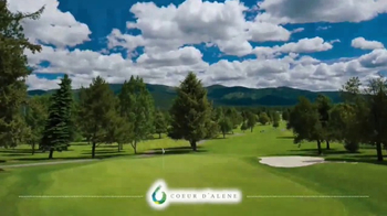 Coeur d'Alene Convention & Visitors Bureau TV Spot, 'Golf' - Thumbnail 3