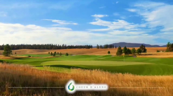 Coeur d'Alene Convention & Visitors Bureau TV Spot, 'Golf' - Thumbnail 5