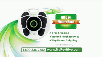 Revitive Circulation Booster TV Spot, 'Get the Relief You Deserve' - Thumbnail 10