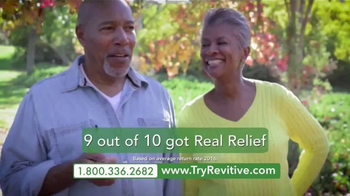 Revitive Circulation Booster TV Spot, 'Get the Relief You Deserve' - Thumbnail 7