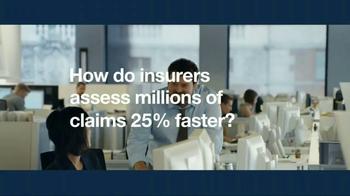 IBM Watson TV Spot, 'Watson at Work: Insurance' - Thumbnail 9