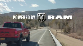 2017 Ram 2500 Power Wagon TV Spot, 'History Channel: Surviving Alone' [T1] - Thumbnail 8