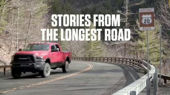 2017 Ram 2500 Power Wagon TV Spot, 'History Channel: Surviving Alone' [T1] - Thumbnail 7