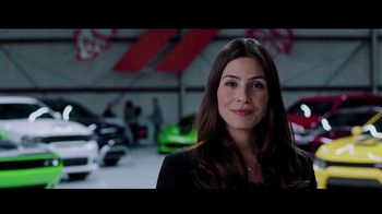 Dodge Evento The Fast & Furious TV Spot, '2017 Charger' [Spanish] [T2] - 19 commercial airings
