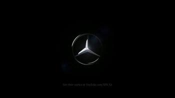 Mercedes-Benz TV Spot, 'Follow Your Own Star' Featuring Rickie Fowler [T1] - Thumbnail 9