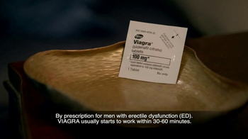 Viagra Single Packs TV Spot, 'When He Needs It' - Thumbnail 3