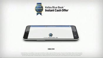 Kelley Blue Book TV Spot, 'Instant Cash Offer' - Thumbnail 10
