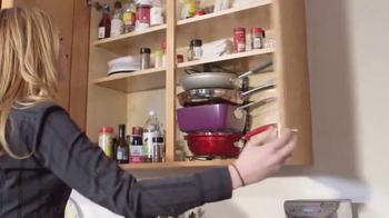 Better Rack TV Spot, 'Get Organized' - 3 commercial airings