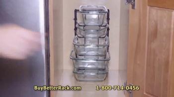 Better Rack TV Spot, 'Get Organized' - Thumbnail 5