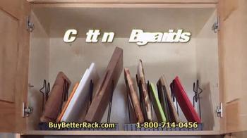 Better Rack TV Spot, 'Get Organized' - Thumbnail 6