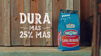Kingsford Long-Burning TV Spot, 'Vecinos' [Spanish] - Thumbnail 7
