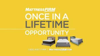 Mattress Firm Once in a Lifetime Sale TV Spot, 'Next Generation' - Thumbnail 2
