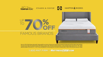 Mattress Firm Once in a Lifetime Sale TV Spot, 'Next Generation' - Thumbnail 3