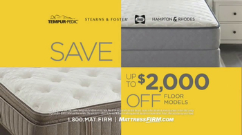 Mattress Firm Once in a Lifetime Sale TV Spot, 'Next Generation' - Thumbnail 5