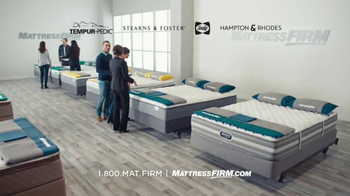 Mattress Firm Once in a Lifetime Sale TV Spot, 'Next Generation' - Thumbnail 6