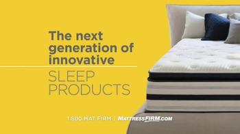 Mattress Firm Once in a Lifetime Sale TV Spot, 'Next Generation' - Thumbnail 7