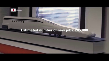 The Government of Japan TV Spot, 'SCMaglev Train' - Thumbnail 3