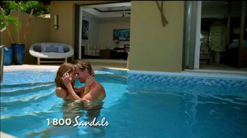 Sandals Resorts TV Spot, 'Our Honeymoon Vows To You' - Thumbnail 4