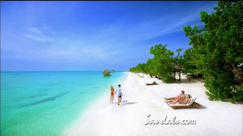 Sandals Resorts TV Spot, 'Our Honeymoon Vows To You' - Thumbnail 6