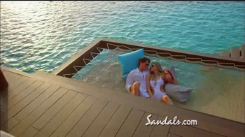Sandals Resorts TV Spot, 'Our Honeymoon Vows To You' - Thumbnail 7