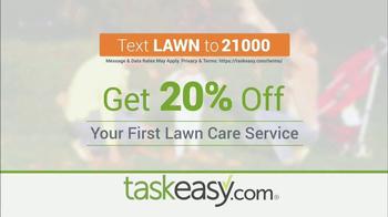 TaskEasy TV Spot, 'Lawn Care' - Thumbnail 10