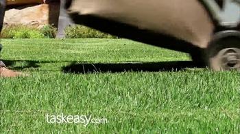 TaskEasy TV Spot, 'Lawn Care' - Thumbnail 2