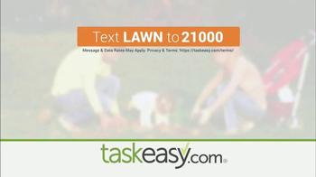 TaskEasy TV Spot, 'Lawn Care' - Thumbnail 9