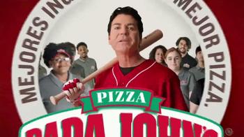 Papa John's Double Play TV Spot, 'Mientras más, mejor' [Spanish] - Thumbnail 8