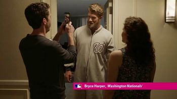 T-Mobile One TV Spot, 'Hotel' Featuring Bryce Harper - 447 commercial airings
