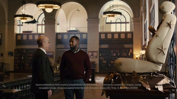 Farmers Insurance TV Spot, 'Hall of Claims: Coupe Soup' - Thumbnail 9