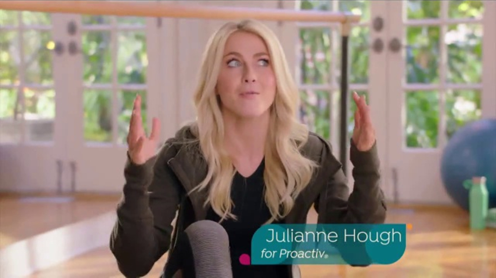 Proactiv TV Commercial, 'Your Teenager: Half Off' Featuring Julianne Hough