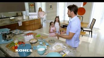 Kohl's TV Spot, 'Telemundo: rosca de Pascua' con David Chocarro [Spanish]