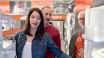 The Home Depot Spring Black Friday TV Spot, 'Electrodomésticos' [Spanish] - Thumbnail 4