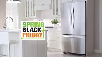 The Home Depot Spring Black Friday TV Spot, 'Electrodomésticos' [Spanish] - Thumbnail 6